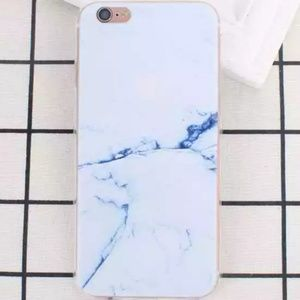 GORGEOUS I PHONE MARBLE SOFT CASE NEW